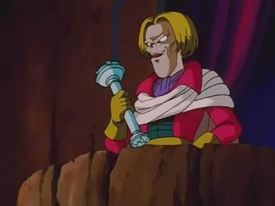 Dragon Ball GT (Dubbed) - 01x12 The Last Oracle of Luud