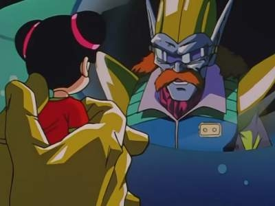 Dragon Ball GT (Dubbed) - 01x13 The Man Behind The Curtain