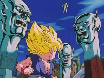 Dragon Ball GT (Dubbed) - 02x05 The Source of Rilldo's power