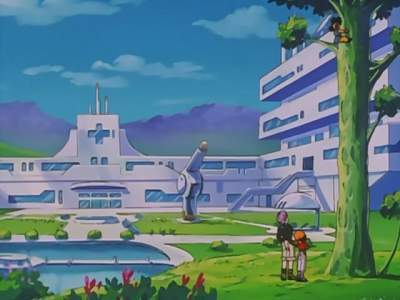 Dragon Ball GT (Dubbed) - 02x09 Discovering the truth