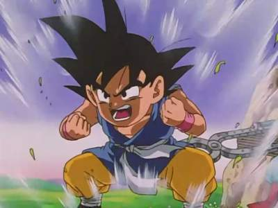 Dragon Ball GT (Dubbed) - 02x18 The Tail's Tale