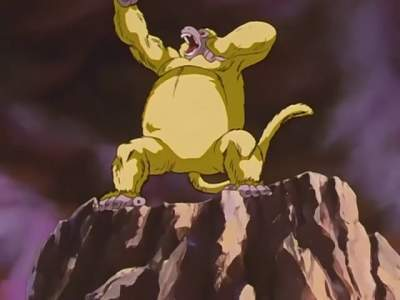 Dragon Ball GT (Dubbed) - 02x19 Back in the Game