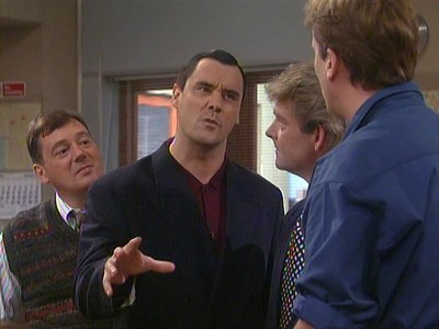 Drop the Dead Donkey (UK) - 04x04 Births and Deaths