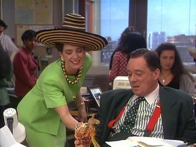 Drop the Dead Donkey (UK) - 04x08 No More Mr Nice Guy