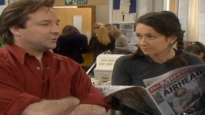 Drop the Dead Donkey (UK) - 06x05 George Finds Love