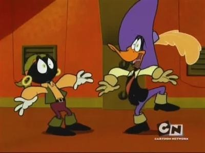 Duck Dodgers - 01x07 Shiver Me Dodgers