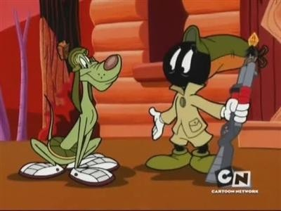 Duck Dodgers - 02x03 The Menace of Maninsuit / K-9 Quarry