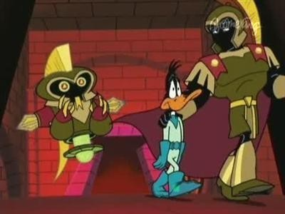 Duck Dodgers - 02x13 Of Course You Know This Means War and Peace (2)