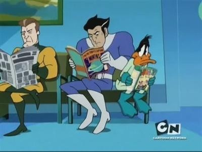 Duck Dodgers - 03x04 Boar to be Riled / Clean Bill of Health