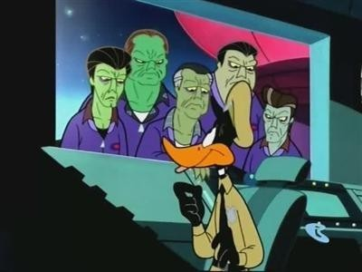 Duck Dodgers - 03x11 Master Of All Disease/All In The Crime Family
