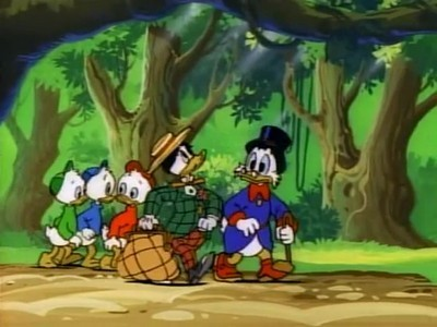 DuckTales - 01x23 Much Ado About Scrooge