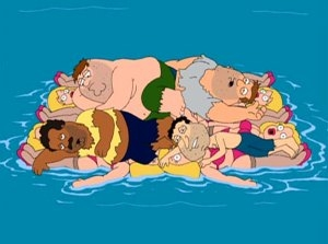 Family Guy - 04x12 Perfect Castaway