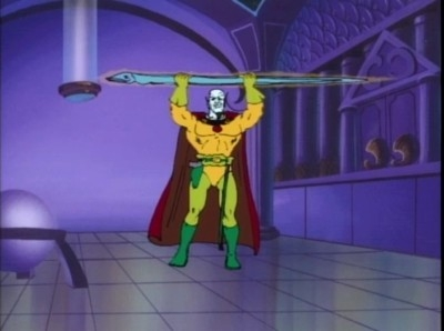 The Fantastic Four - 01x03 Now Comes the Sub-Mariner