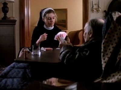 Father Dowling Mysteries - 02x11 The Solid Gold Headache Mystery