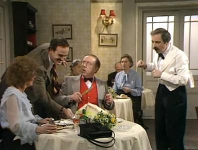 Fawlty Towers (UK) - 02x03 Waldorf Salad
