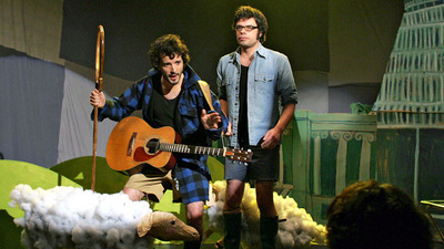 Flight of the Conchords - 02x10 Evicted Screenshot