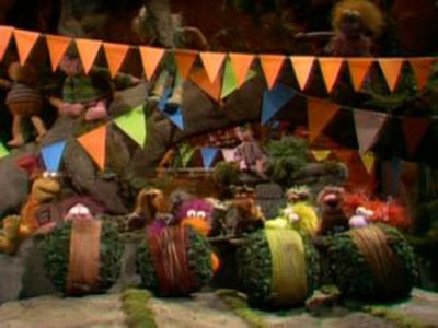 Fraggle Rock - 02x21 Wembley And The Great Race