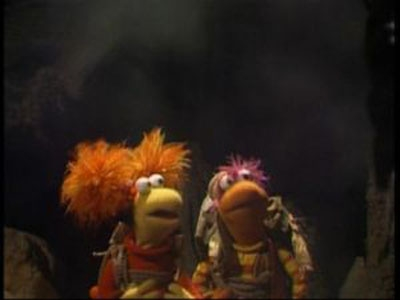 Fraggle Rock - 03x12 Gob's School For Explorers