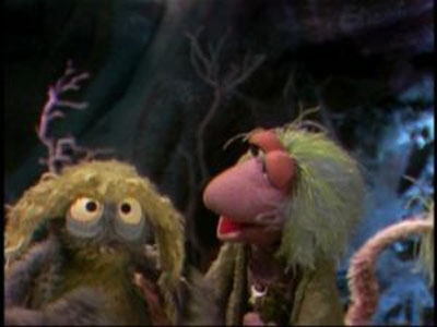 Fraggle Rock - 03x20 The Incredible Shrinking Monkey
