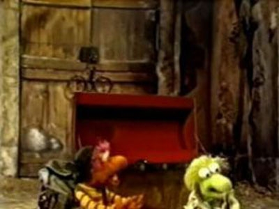 Fraggle Rock - 03x21 A Dark And Stormy Night