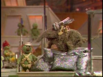 Fraggle Rock - 03x22 Gunge The Great And Glorious