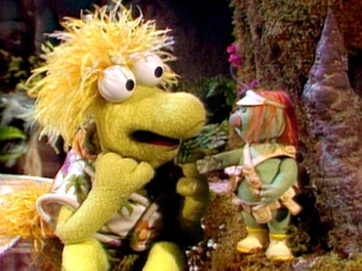 Fraggle Rock - 04x06 A Tune For Two