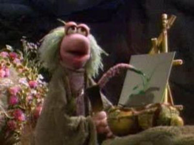Fraggle Rock - 04x08 A Brush With Jealousy