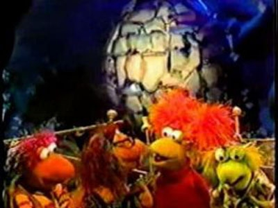 Fraggle Rock - 05x02 The Riddle Of Rhyming Rock