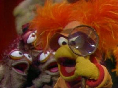 Fraggle Rock - 05x10 Inspector Red