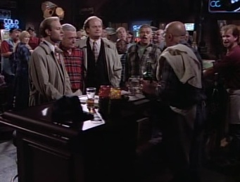 Frasier - 02x05 Duke's, We Hardly Knew Ye
