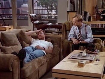 Frasier - 02x11 Seat of Power