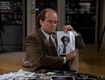 Frasier - 02x13 Retirement is Murder