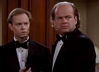 Frasier - 02x19 Someone to Watch Over Me