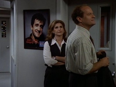 Frasier - 03x01 She's the Boss