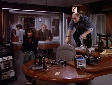 Frasier - 03x04 Leapin' Lizards