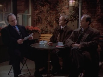 Frasier - 03x15 A Word to the Wiseguy