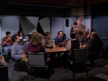 Frasier - 03x23 The Focus Group