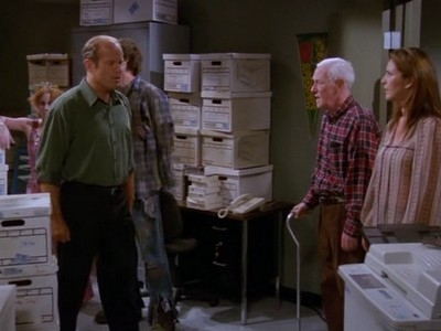 Frasier - 10x05 Tales From the Crypt
