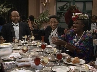 The Fresh Prince of Bel-Air - 01x04 Not With My Pig, You Don't