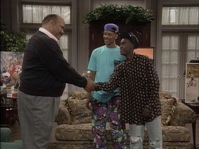 The Fresh Prince of Bel-Air - 01x05 Homeboy, Sweet Homeboy