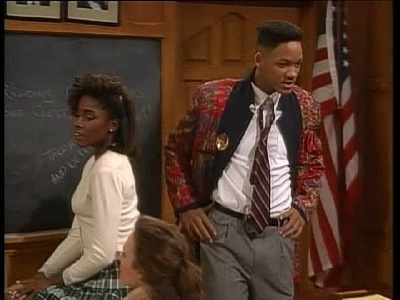 The Fresh Prince of Bel-Air - 01x07 Def Poet's Society