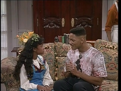 The Fresh Prince of Bel-Air - 01x10 Kiss My Butler