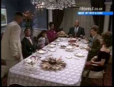 The Fresh Prince of Bel-Air - 01x12 Talking Turkey