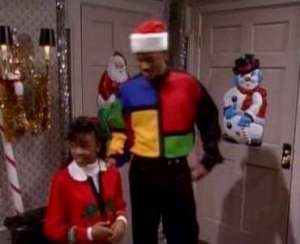 The Fresh Prince of Bel-Air - 01x15 Deck the Halls