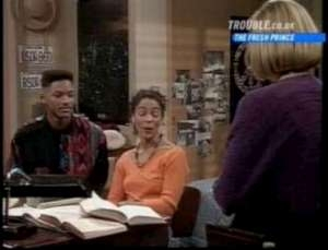The Fresh Prince of Bel-Air - 01x21 Love at First Fight