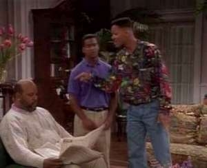 The Fresh Prince of Bel-Air - 01x24 Just Infatuation