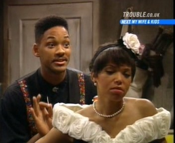 The Fresh Prince of Bel-Air - 02x01 Did the Earth Move For You?