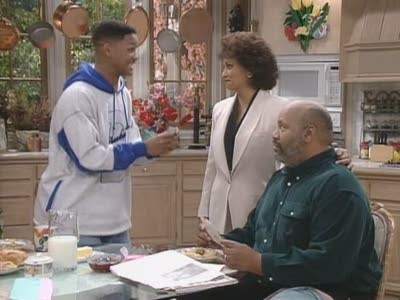 The Fresh Prince of Bel-Air - 04x18 Stop Will! In the Name of Love