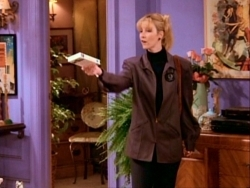 Friends - 02x20 The One Where Old Yeller Dies