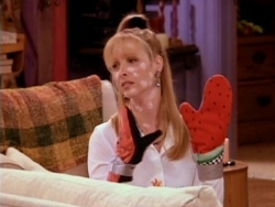 Friends - 02x23 The One With The Chicken Pox